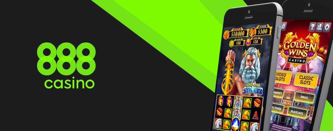 888 Casino graphic