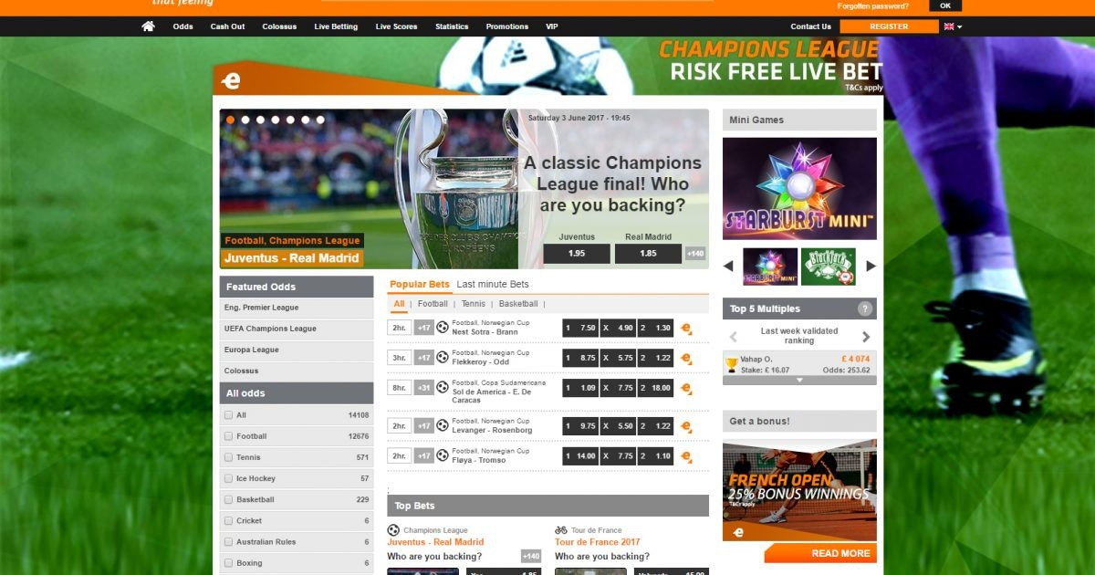 Expekt mobile betting sportsbook ofa betting tips facebook
