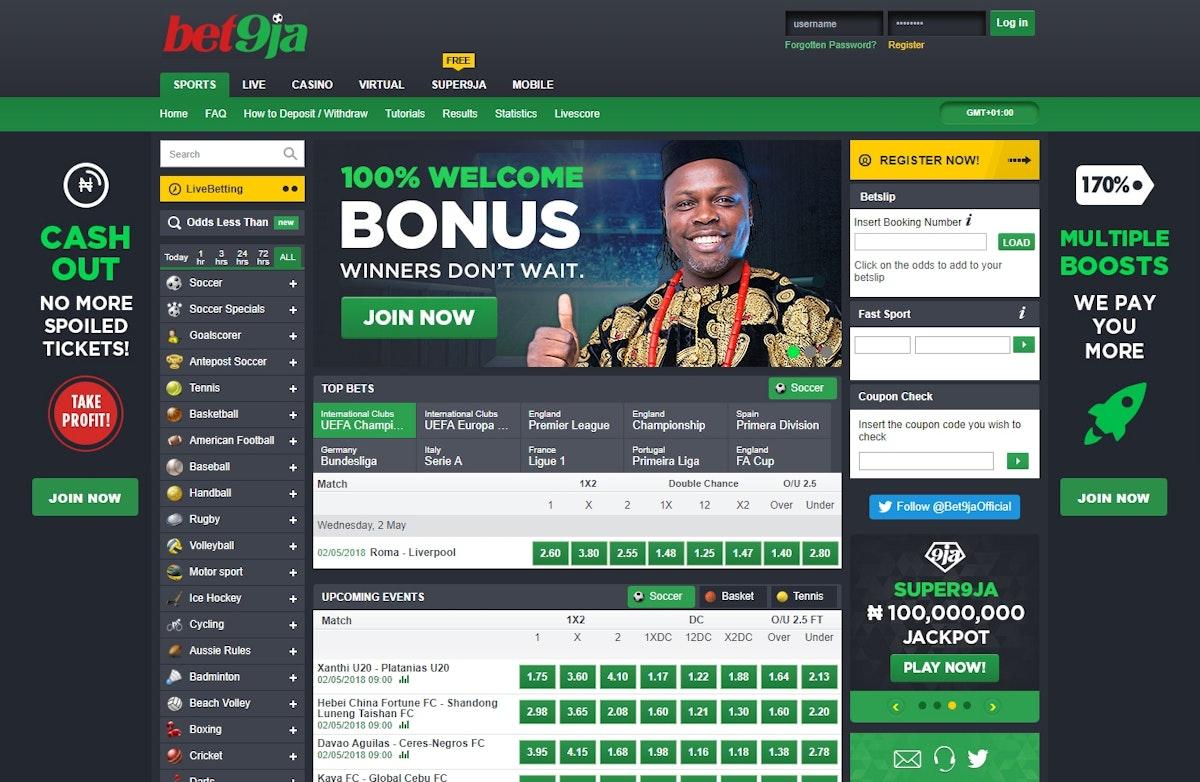 List of online betting websites in nigeria lagos uganda sports betting tips
