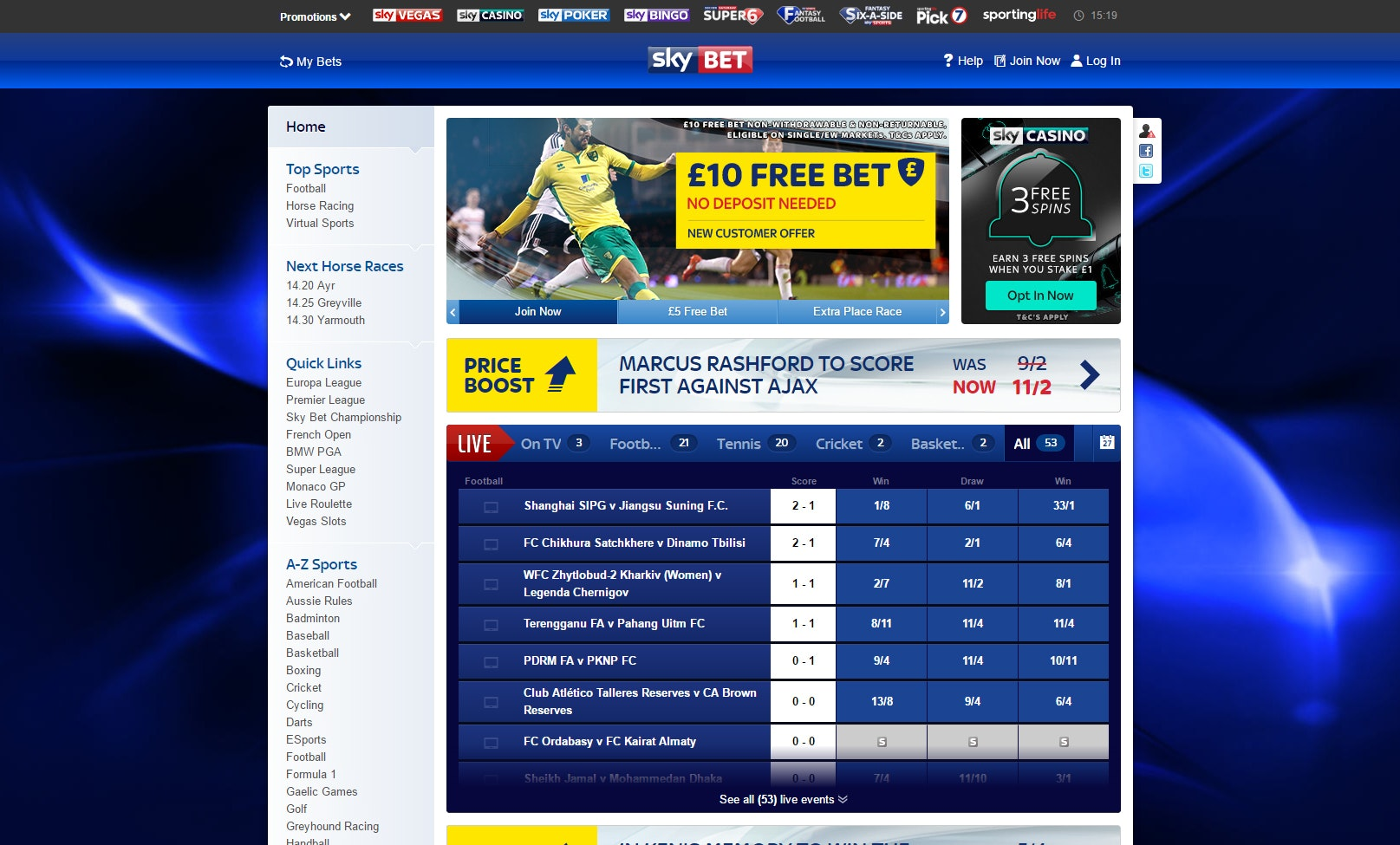 soccer online betting tips