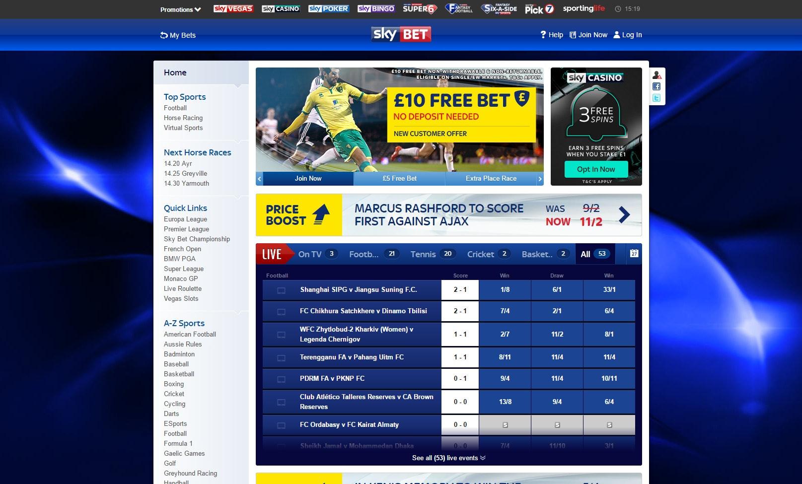 soccer online betting tips