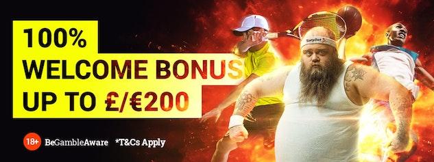 Tonybet casino welcome bonus no deposit