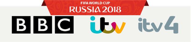 bbc itv world cup schedule