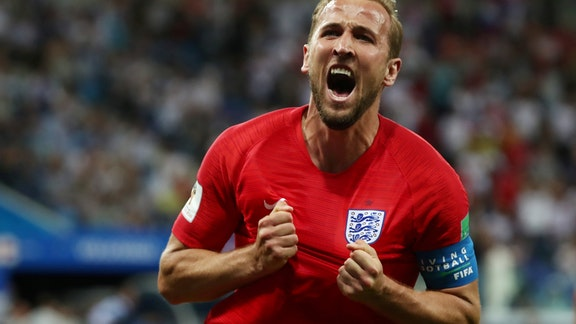 Betting odds slashed on Harry Kane to be World Cup 2018 top