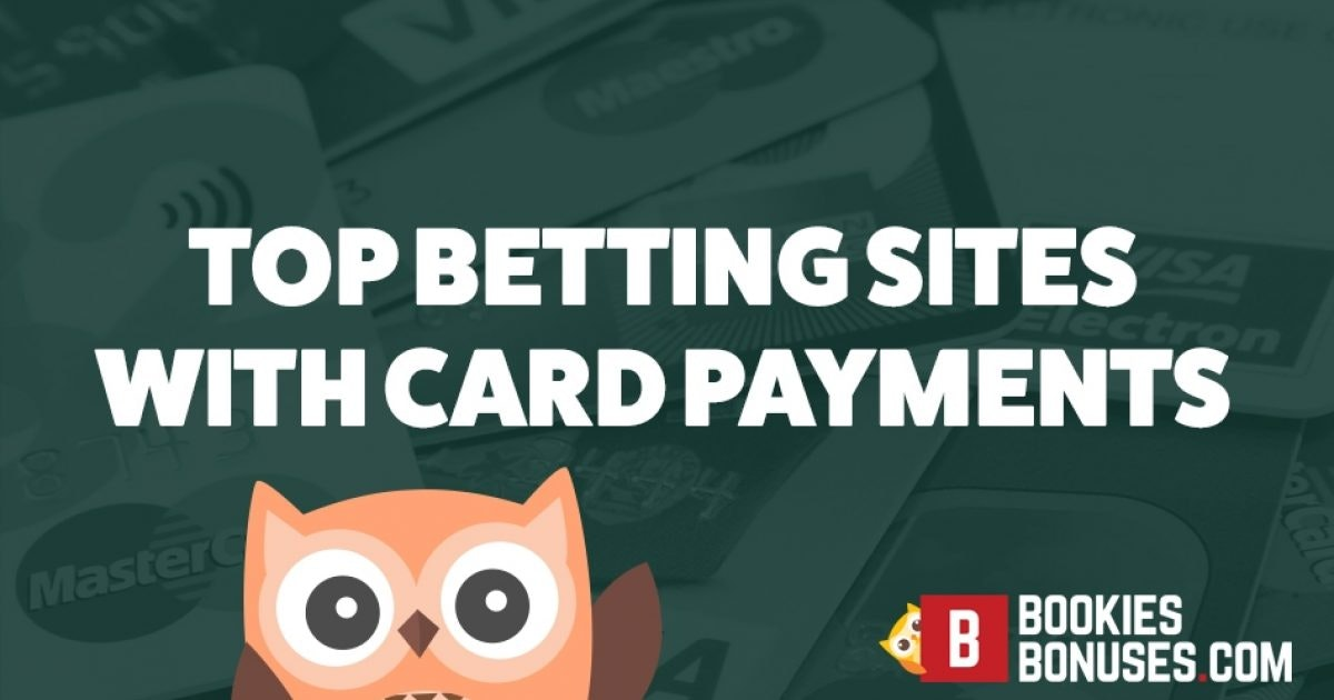 betting websites that accept mastercard