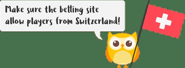 betting term switzerland