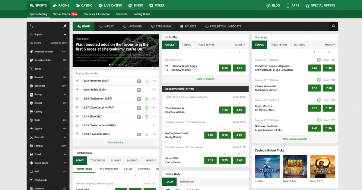 Monmore green betting websites what nba games should i bet on tonight